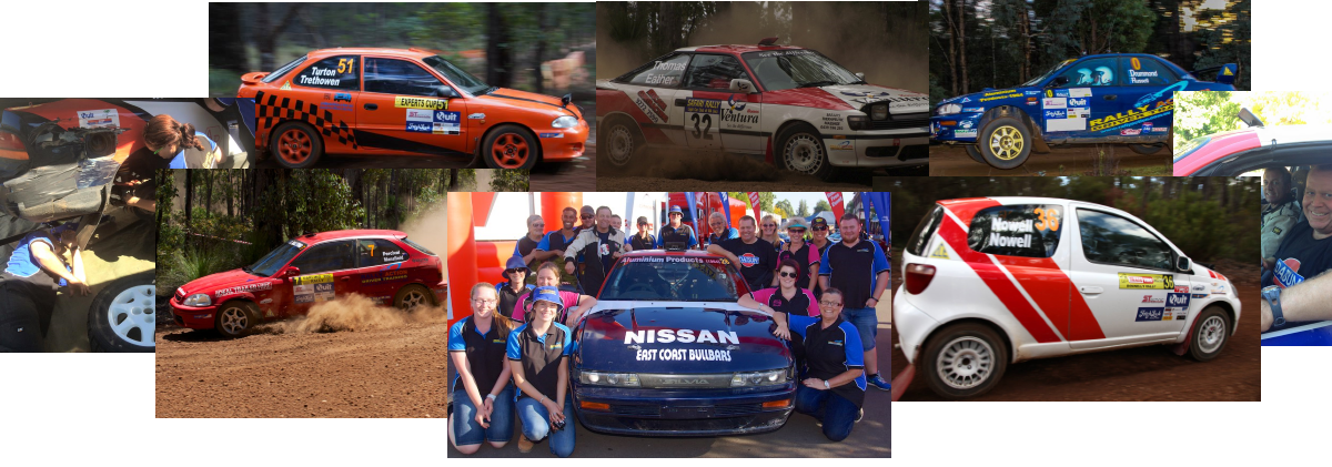 Join our team - Rally Action Driver Training