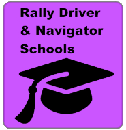Rally Driver and co-driver school Perth