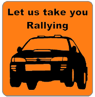Perth based rally team