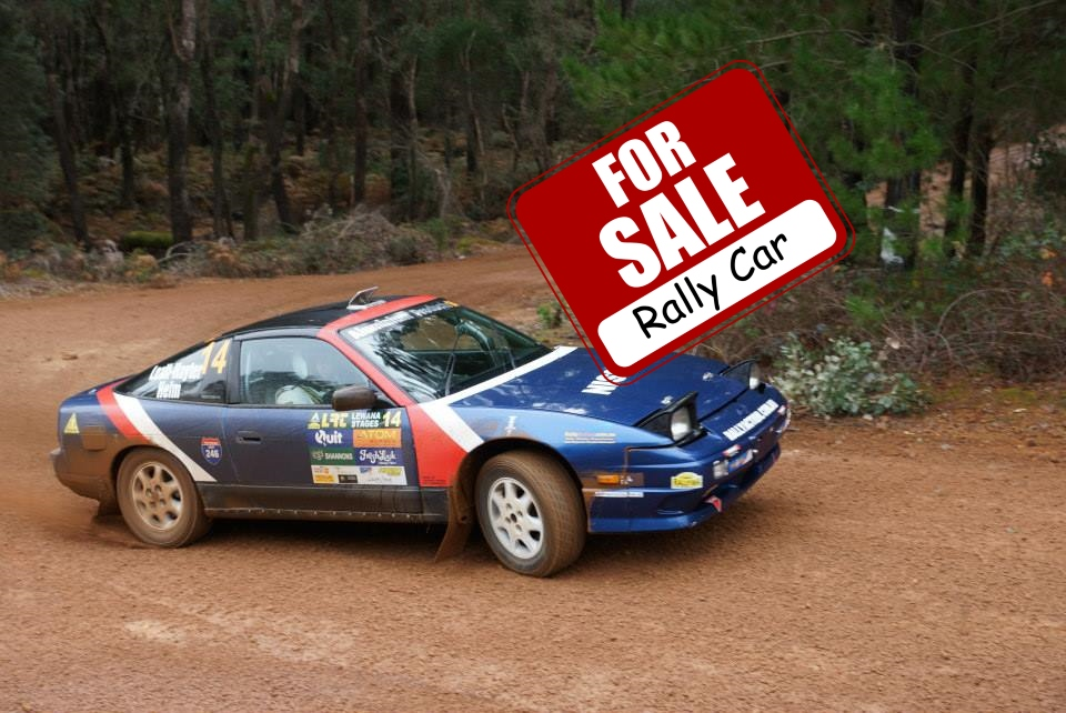 How to become a rally driver part 6 – Buying a used rally car